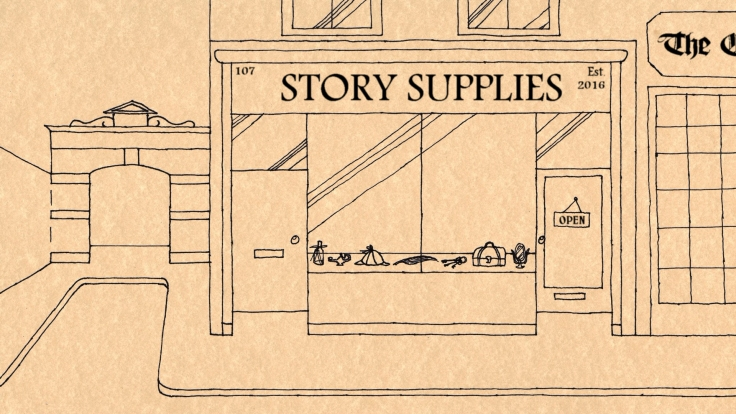 Story Supplies image 10 storefront as seen in videos